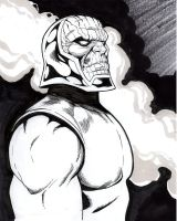 The Darkseid by bathill8