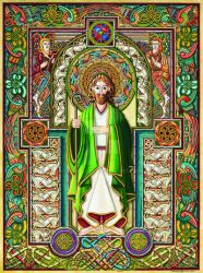 St. Patrick by CelticArt