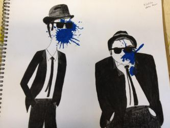 Blues Brothers by PnkPnther