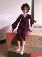 Drow MSD BJD outfit full by tirsden