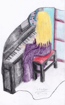 Pianist by Tyleas