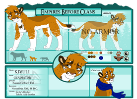 EBC: Kivuli of Ice Empire by Firewolf-Anime