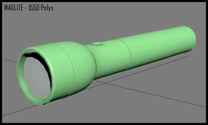 3DS WIP - MagLite by Hiroplex