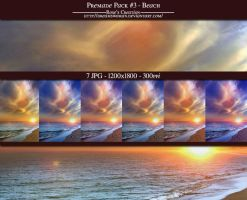 Premade Pack - Beach by dreamswoman