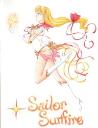 Sailor of Fire by vanillain0cence