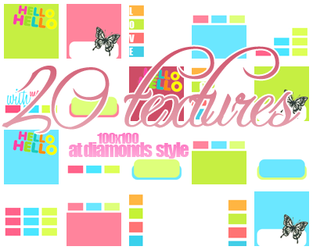 Icon Textures 03 by CrazyDD