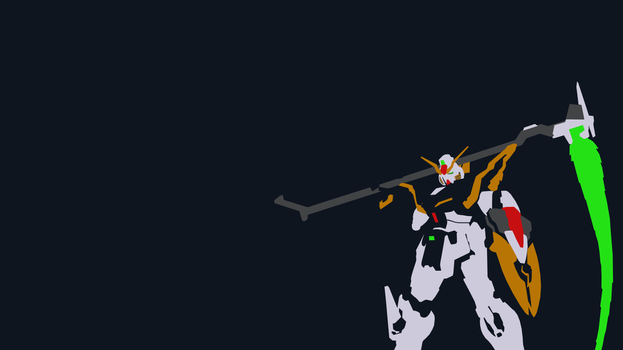 Gundam Vector Deathscythe by VuSPEC
