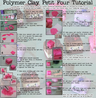 Petit Four Tutorial by SeaOfCreations