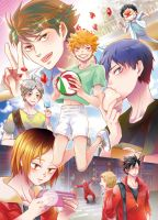 Haikyu!! by moonu17