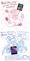 Goal Reached! Now on to Book Two! by raizy