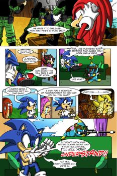 Sonic Eggs2 Pg 25 Lettered by Big-Al-Son86