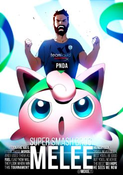 HUNGRYBOX | Super Smash Bros. Melee by moxie2D
