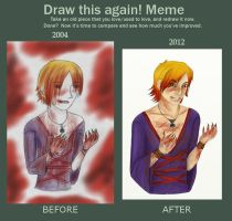 Draw this again by Neryn