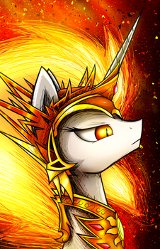 Daybreaker by flamevulture17