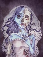 Corpse Bride by Monique--Renee