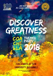 Poster for Discover Greatness by Clarkology