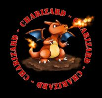 Charizard by Mr-JojoManga