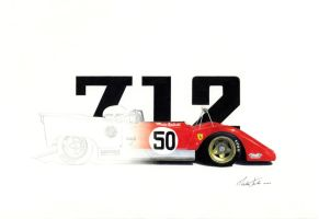 Ferrari 712 by klem