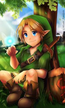 Young Link Updated