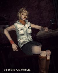 Youre here for a reason too,right? | Heather | SH3 by zoellisrus