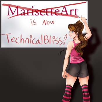 Is Now Technicalbliss by TechnicalBliss