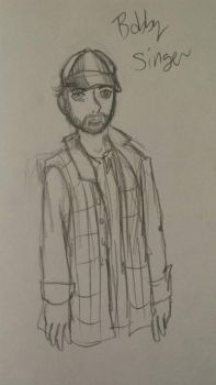 Bobby Singer  by Petregrinous