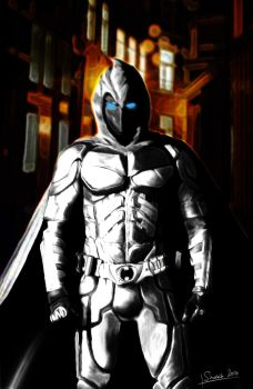 Moon Knight by thesometimers