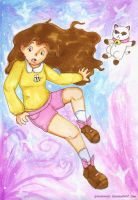 Bee and Puppycat - Adventures in Sparkley Space! by Checker-Bee