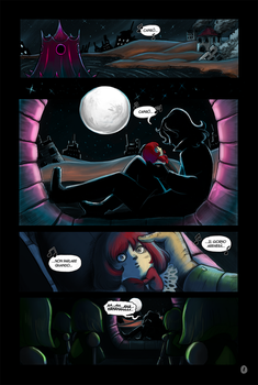Marionettist Sample Page 1 by bittermause