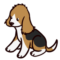 Beagle by Paleclaw