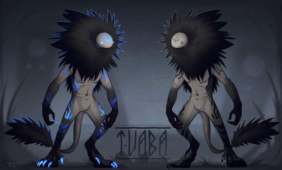 [CLOSED] Adopt Auction - TUABA by Terriniss