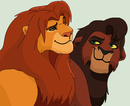 Two kings base by ChubNarwhalBases