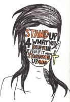 Andy Biersack (Six) Quote by NicosGirl