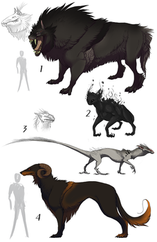 Creature adopts [Closed] by TornTethers