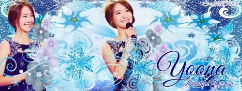[Cover] YoonA ~ Beautiful Yoongie by CrazyLittlePinkGirl