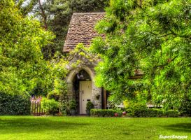 Rose Cottage by supersnappz16