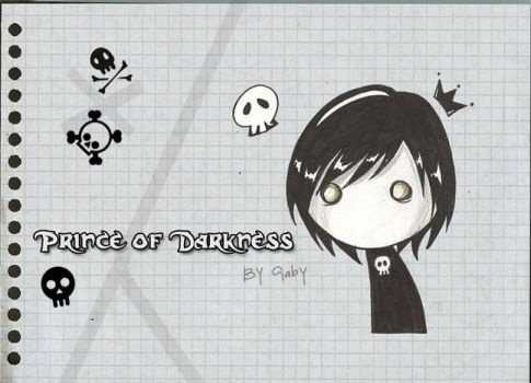 Prince of Darkness: Jared Leto by Death-Note-Freak