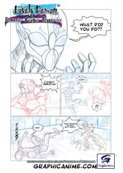 Lovely Demon Demonic-Reaper Chronicles #2 Page 1 by GraphicAnime