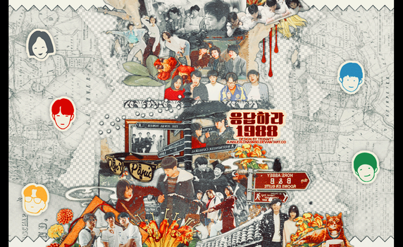 20160718. REPLY 1988 {GIF} {official} by LonaSNSD