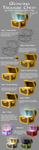 Trinket Tuesday: Glowing Treasure Chest by Jeriv