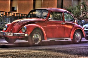 Old Beetle HDR 2 by KrisSimon