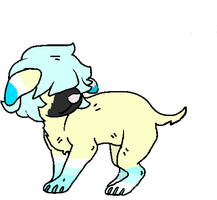 [closed] snuffles doge adoptable by Violeta-Adopts