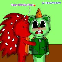 flippy's Birthday by Charmed-Cupcake