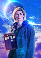 The Thirteenth Doctor by Esterath13