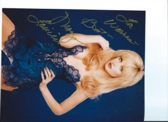 Morgan Fairchild by wemayberry