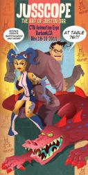 CTN Animation Expo 2011 by jusscope