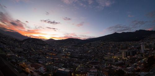 ojo de quito by javoec