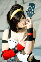 Haruhi Rock : Affection by Lumis-Mirage