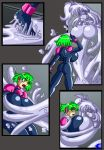 Keitie vs tecno slime girl 3 by Animewave-Neo