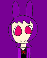 Human Bonnie (My DS) by DreamNotePrincess